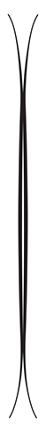 LOTOR skis profile